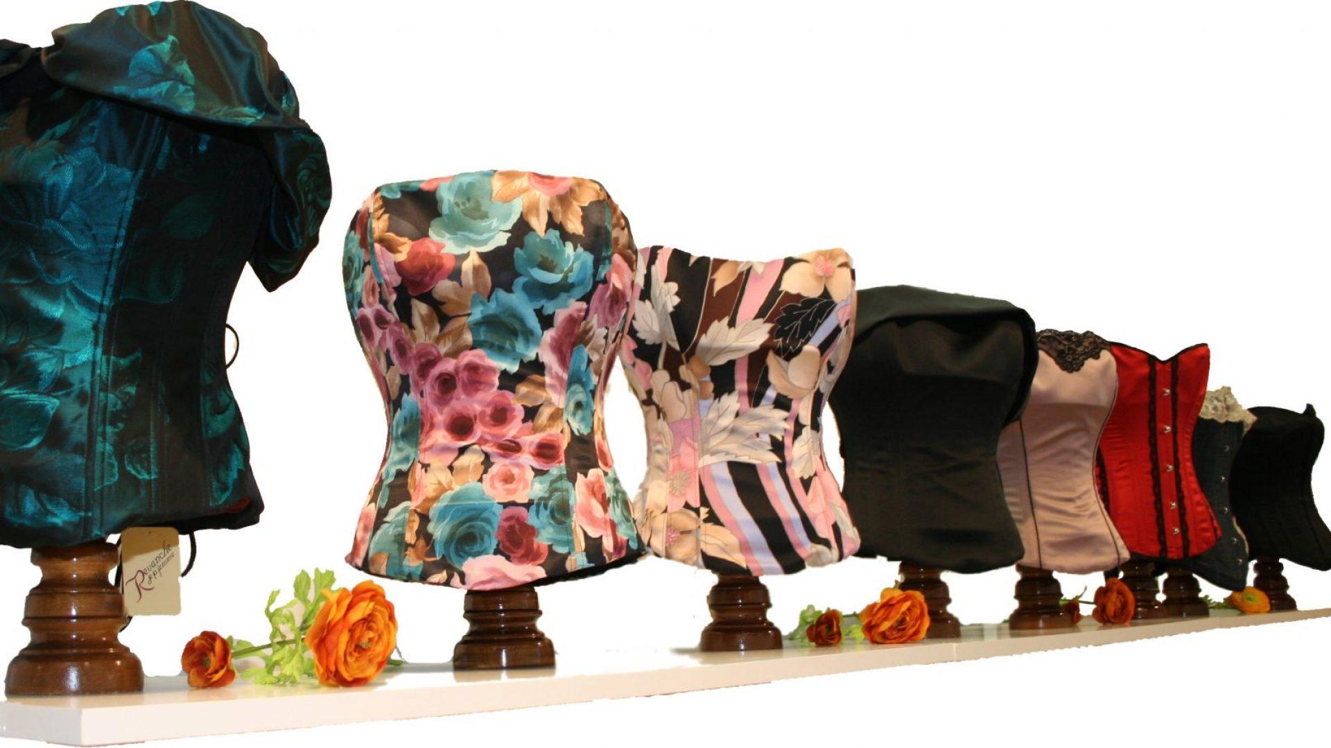 Das Schnür-Korsett bei sündige mode